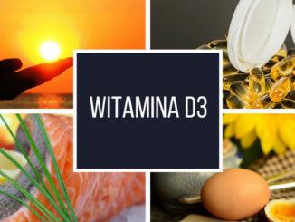 Witamina D3 - musisz to wiedzieć, jeżeli dbasz o zdrowie