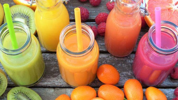 Soki owocowe - czy rzeczywiście są zdrowe?
